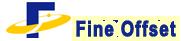 logo fine offset
